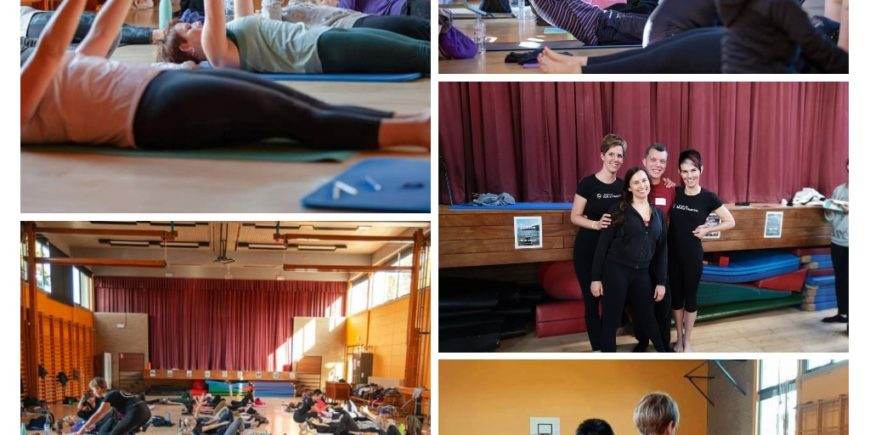 Fascia Pilates & mouvement