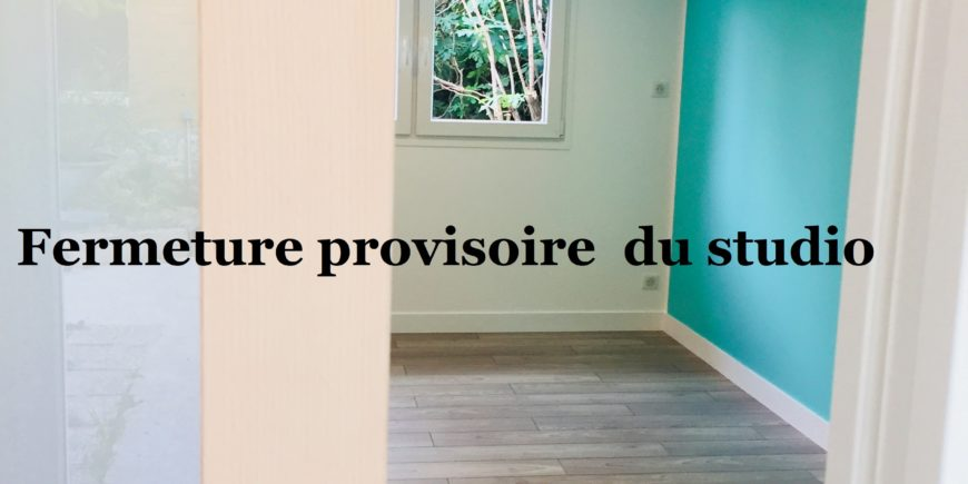 Fermeture Provisoire